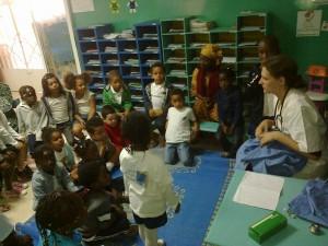 Lesgeven school Maria