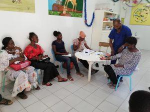 Hoofdpijn Van Hoge Bloeddruk Familie Kieviet In Senegal
